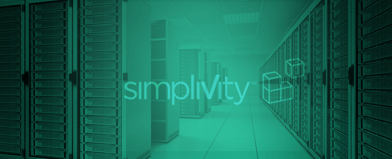 How does the SimpliVity acquisition enhance HPE's hyper convergence vision