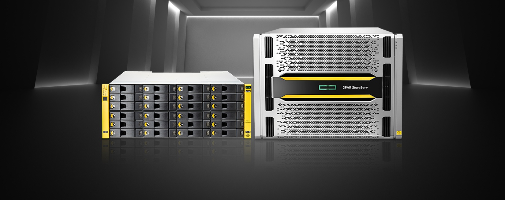 what is hpe 3par storeserv storage