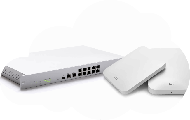 Try Cisco Meraki