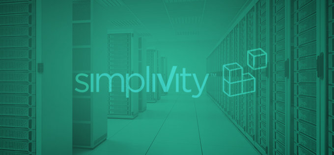 How does the SimpliVity acquisition enhance HPE's hyper convergence vision?