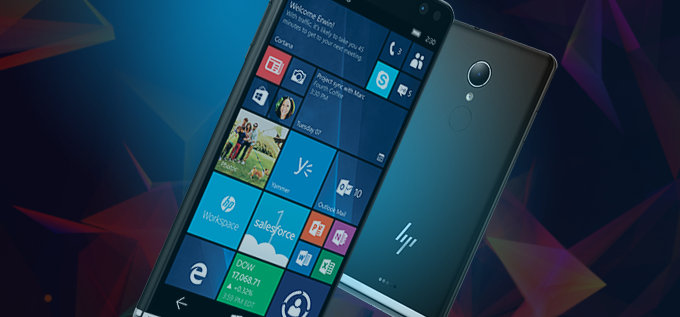 Improving productivity, security and financial control with the HP Elite x3