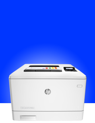 HP LaserJet Pro M452NW Laser Printer